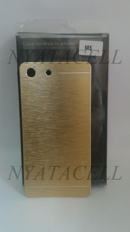 Motomo Metal Case Sony Xperia M5 (Casing / Hardcase / Hard)-1111