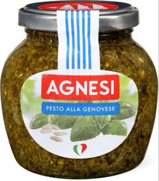 harga Agnesi Pesto Alla Genovese Sauce Bumbu Saus Italy Tokopedia.com