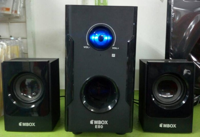 harga Speaker aktiv 2.1 bluetooth e80 Tokopedia.com
