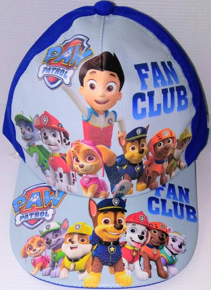 harga Topi anak karakter paw patrol / kids hat / kids cap Tokopedia.com