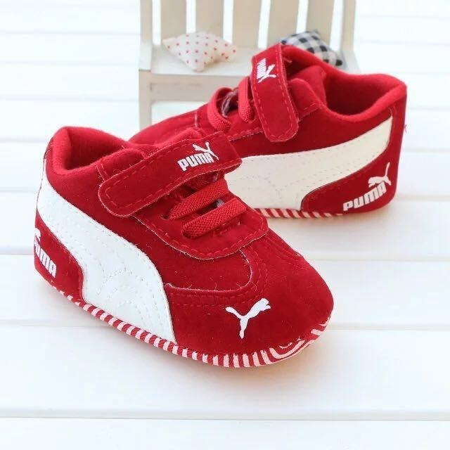 Jual Prewalker Bayi  Sepatu Bayi Red Sporty Puma Baby - NEYLAS ... 6e189fff19