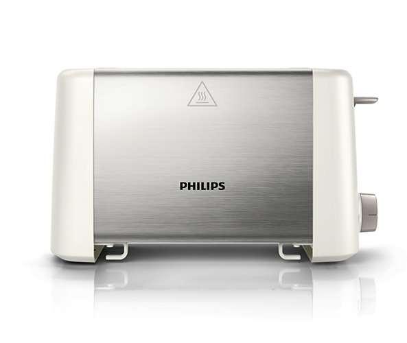 harga Pemanggang roti philips hd 4825 / bread toaster philips hd4825 Tokopedia.com