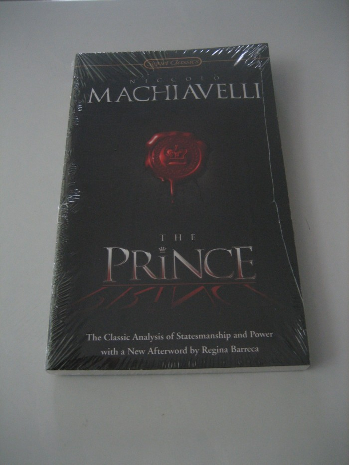 an analysis of part 15 of machiavellis the prince An analysis of machiavelli's the prince and its implications for value investors today in machiavelli's analysis, he delineates those princes who have come to power by their virtue or by fortune by virtue (italian: virtu), machiavelli refers the skill and temperament of the prince, rather.