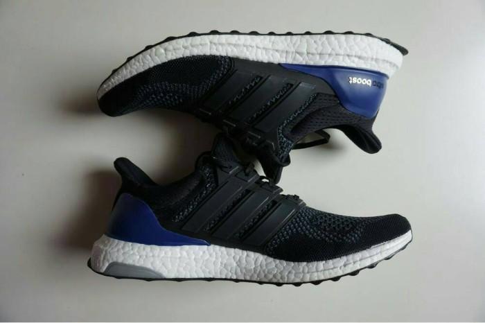 pretty nice b6997 919d3 Jual Sepatu Adidas Ultra Boost Black Purple Premium Quality - DKI Jakarta -  33 Sport | Tokopedia