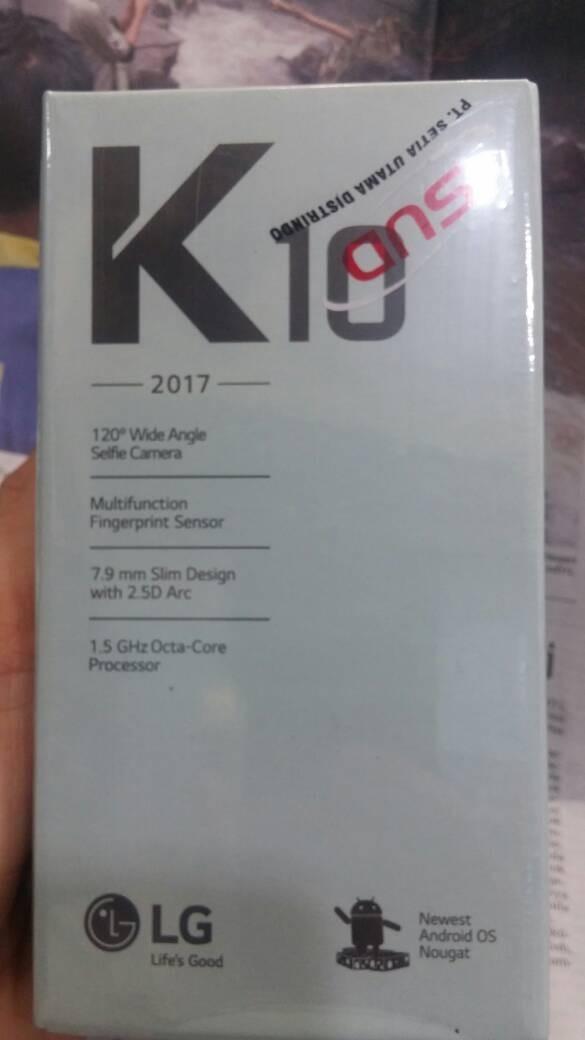 harga Lg k10 new 2017 Tokopedia.com