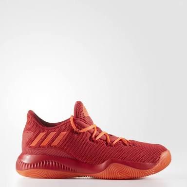 eb5ba63b74d6 Jual Adidas Men s Basketball Crazy Fire Shoes Red Original - Karis ...