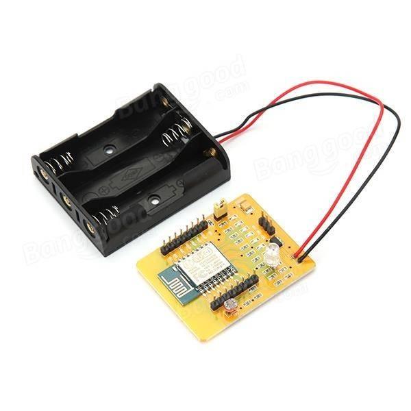 Foto Produk ESP8266 ESP-12E Serial WIFI Industrial Test Module Board w/ Full IO dari TOKO BEY