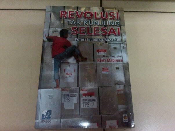 harga Revolusi tak kunjung selesai-remy madinier Tokopedia.com