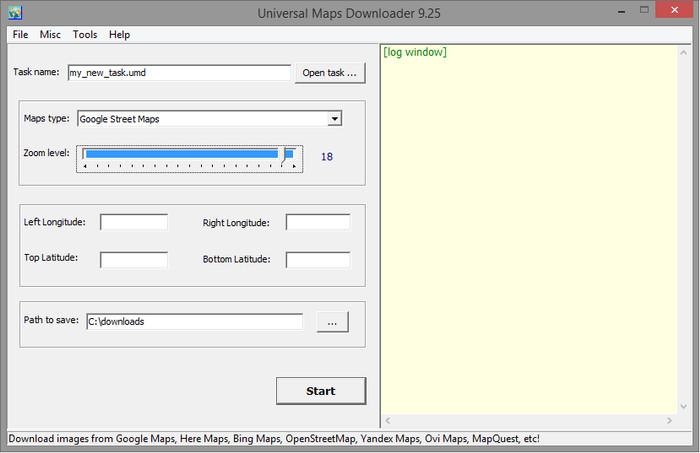 Jual Universal Map Downloader Versi 9 2 6  (Maret 2017) - Kab  Ngawi -  Engineering SoftDev   Tokopedia