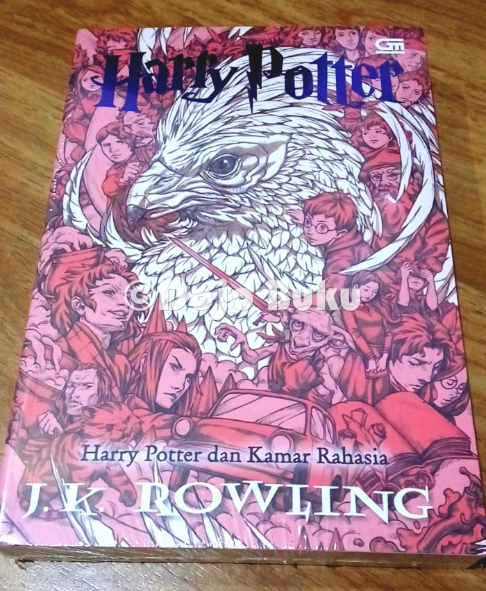 harga Harry potter dan kamar rahasia (cover baru) jk rowling Tokopedia.com