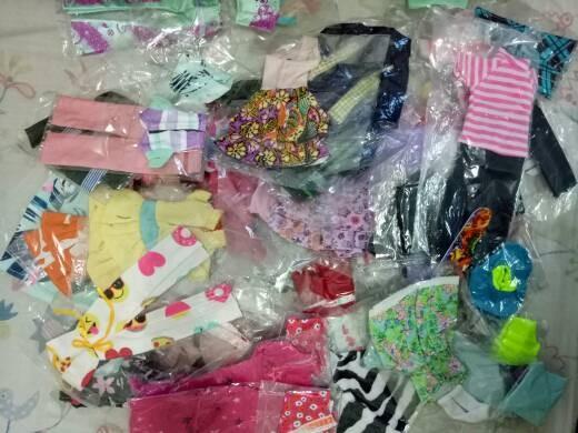 Foto Produk Khusus Grosir Baju Barbie Non Ori dari Mainan Murah Bangetz
