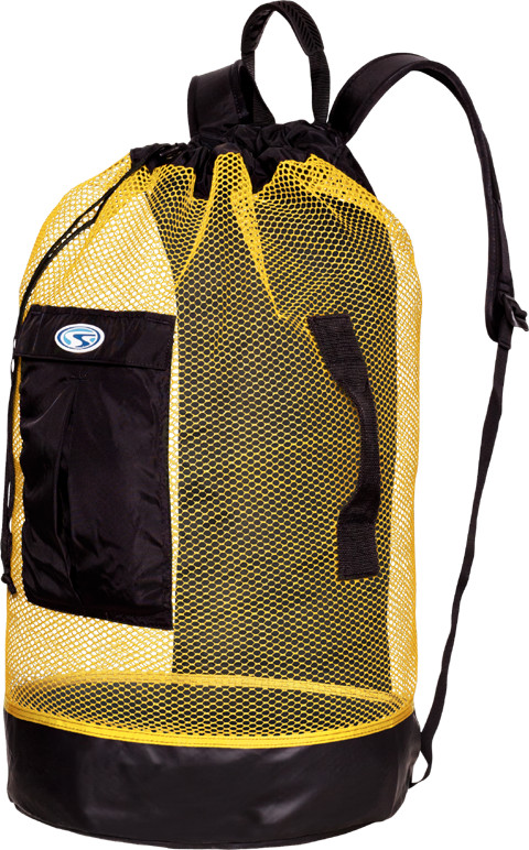 harga Panama mesh backpack 888922 - alat diving snorkeling bag Tokopedia.com