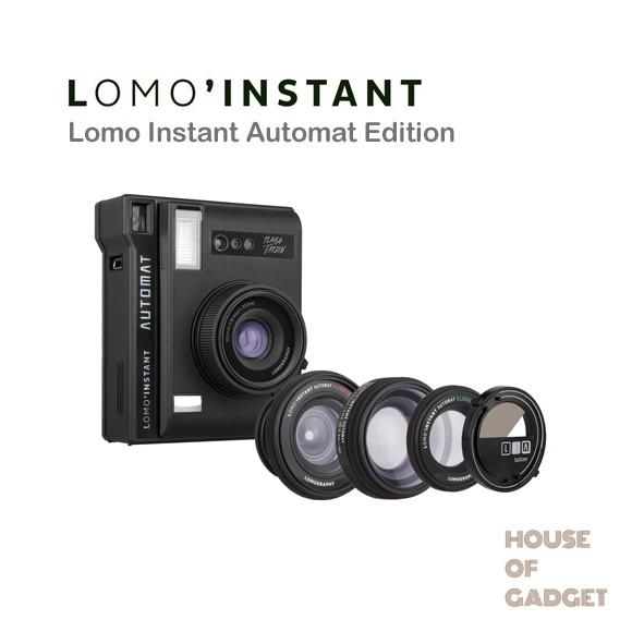 harga Original lomography kamera lomo instant camera automat edition + lens Tokopedia.com