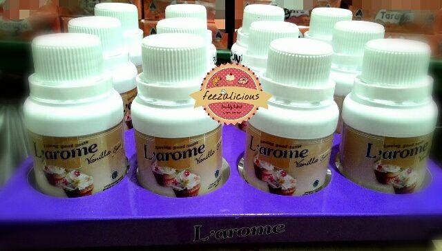 harga L'arome ~ vanilla susu bubuk / perisa vanilla Tokopedia.com
