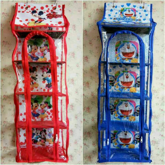 harga Rak Gantung Serbaguna Doraemon Tokopedia.com