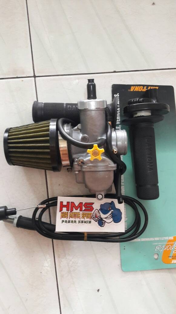 harga Paket murah karburator nsr keihin pe28 + gas spontan daytona & filter Tokopedia.com