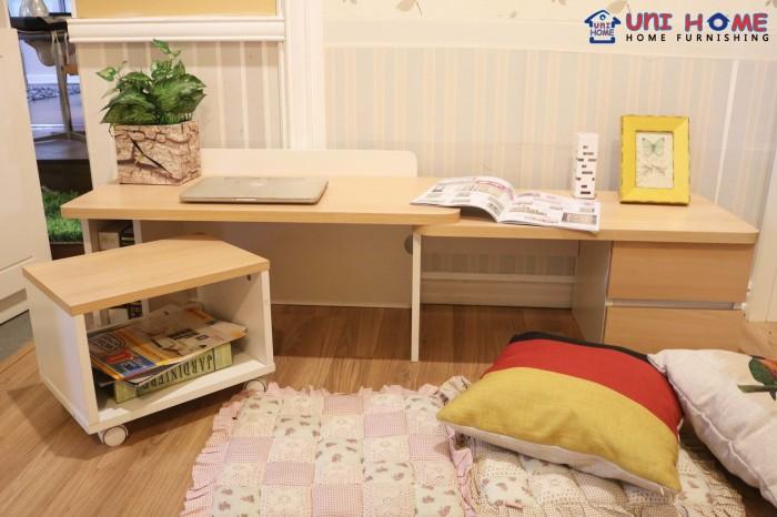 Jual Meja Komputer Unihome Dt 9042 Murah Uni Home Furniture Tokopedia