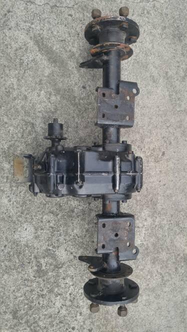 Jual Girbox Buat Modifikasi Trike Motor Roda Tiga Untuk Difabel