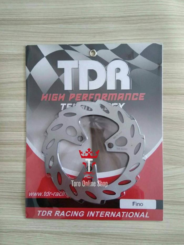 harga Disc piringan cakram shape fino / mio j / mio gt / soul gt tdr racing Tokopedia.com