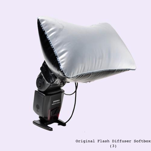 harga Inflateble flash diffuser softbox Tokopedia.com