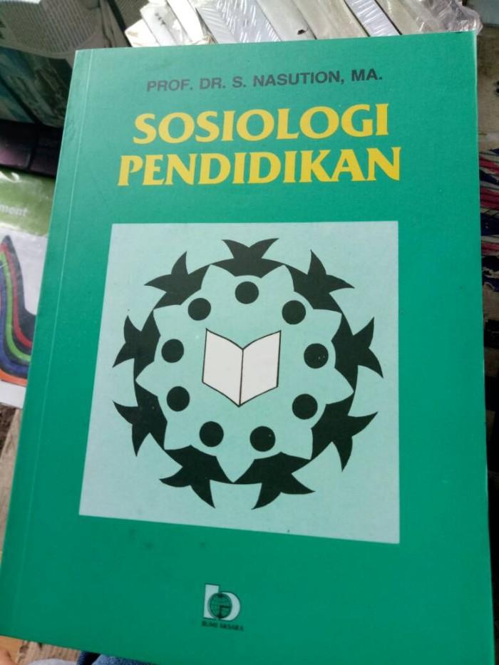 harga Sosiologi pendidikan nasution Tokopedia.com