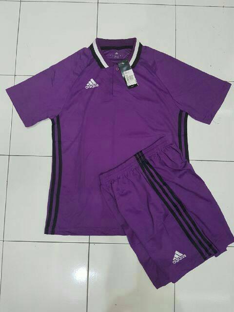 harga Stelan futsal adidas mu polo great ory Tokopedia.com