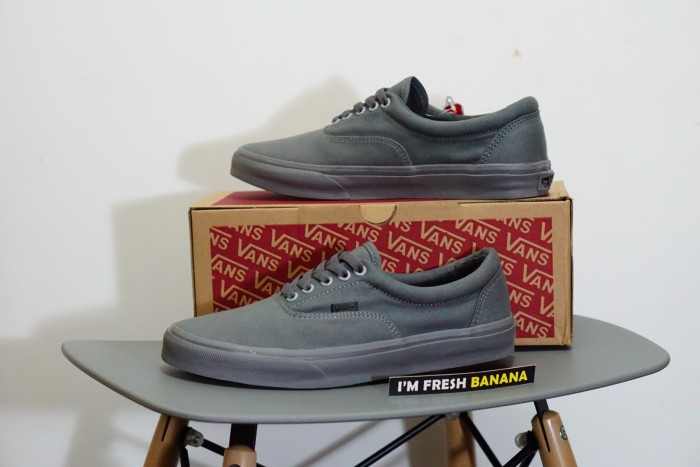 harga Sepatu vans era classic full all dark grey abu dt premium Tokopedia.com