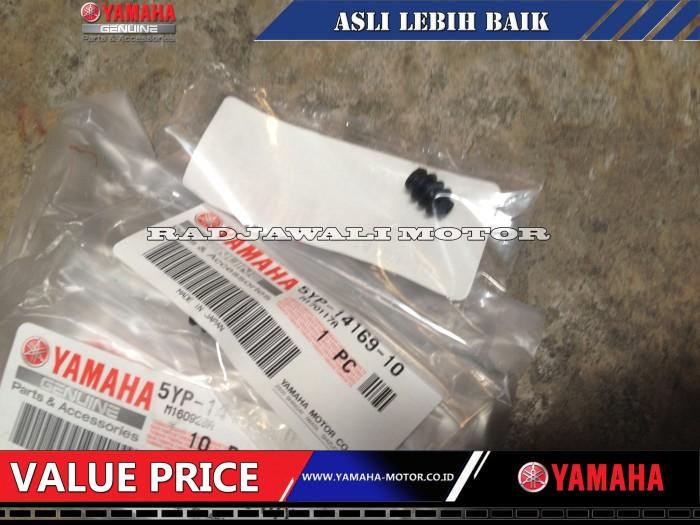 harga Cap karet karburator jupiter mx 5yp-14169-10 asli yamaha Tokopedia.com