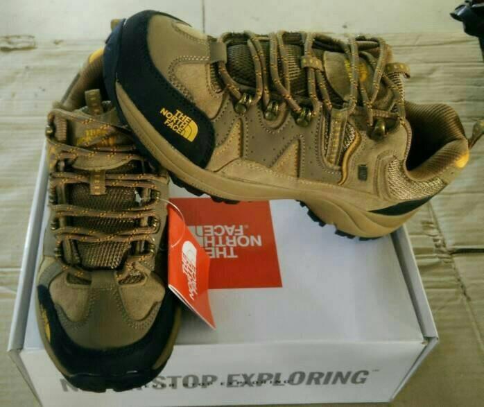 Jual Sepatu The North Face Original Import Sepatu Gunung Tnf