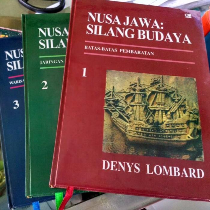 harga Nusa jawa silang budaya - denys lombard Tokopedia.com