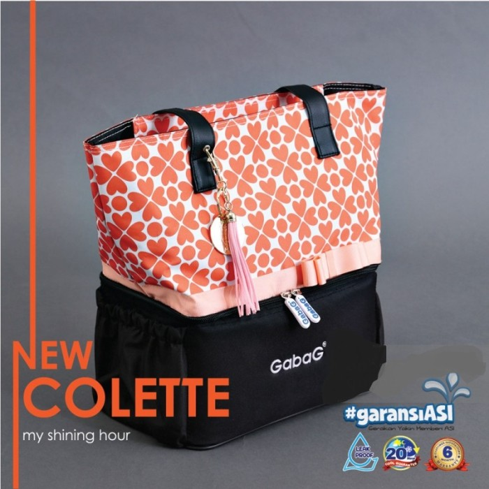 Cooler bag gabag new colette