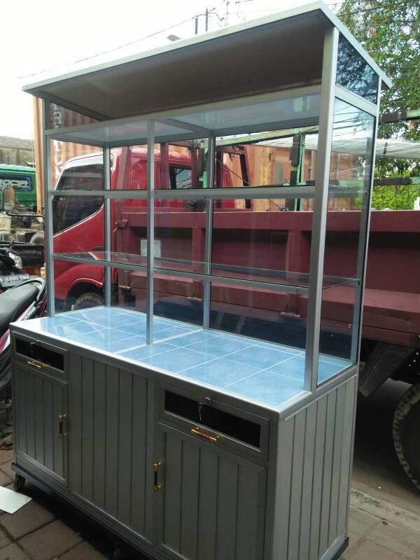 harga Gerobak alumunium gerobak makanan gerobak baksogerobak miealexindo Tokopedia.com