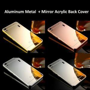 super popular e8ee3 06ce1 Jual Bumper Mirror Lenovo A7000 / Mirror Case / Case Alumunium Mirror - Jay  Aksesoris | Tokopedia