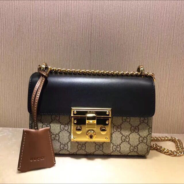 Jual GUCCI PADLOCK GG SUPREME BAG HIGH MIRROR QUALITY ORIGINAL TAS ... 9f3f87c3ba