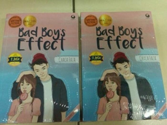 harga Bad boys effect (soft cover) oleh chaca faza Tokopedia.com