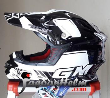 harga Gm helm super cross moto1 trail moto-1 Tokopedia.com