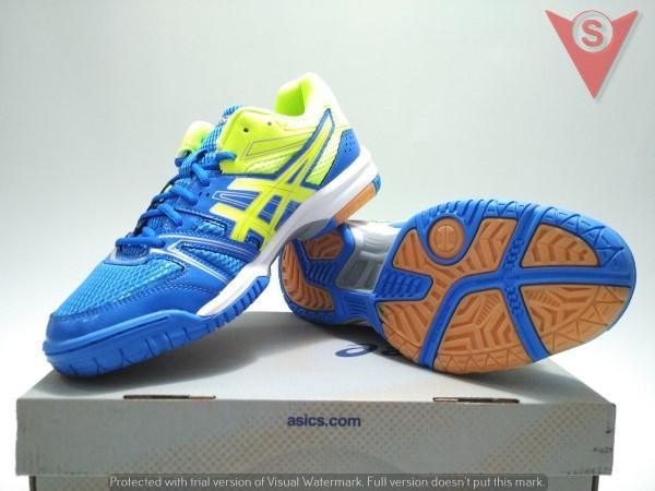 harga Sepatu running / olahraga jogging - asics gel rocket 7 ori #b405n4207 Tokopedia.com