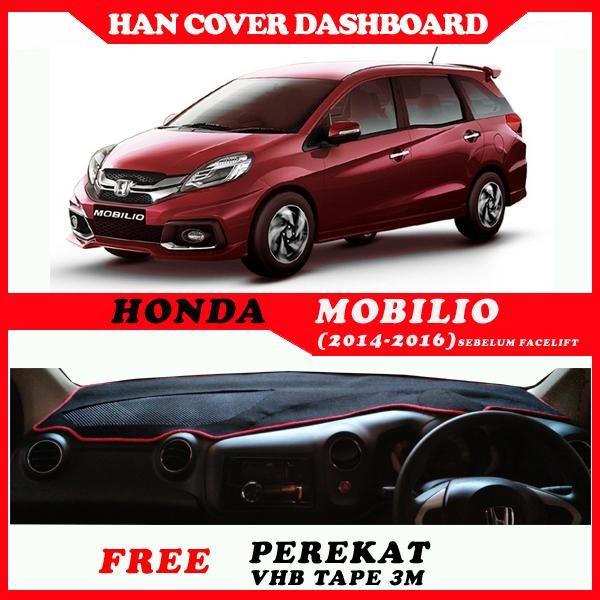 Jual Dashboard Cover Mobilio Antislip Midafa Shop Tokopedia