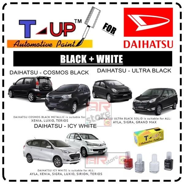 Auto Paint Touch Up >> Jual Daihatsu Black White T Up Touch Up Auto Paint Kota Bogor Ar Storexd Tokopedia