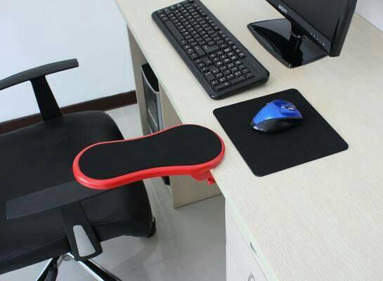 harga Computer desk arm support/ as seen on tv/penyanggah tangan meja komput Tokopedia.com