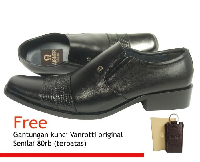 harga Sepatu kulit aigner pantofel 2280 (100% kulit asli) Tokopedia.com