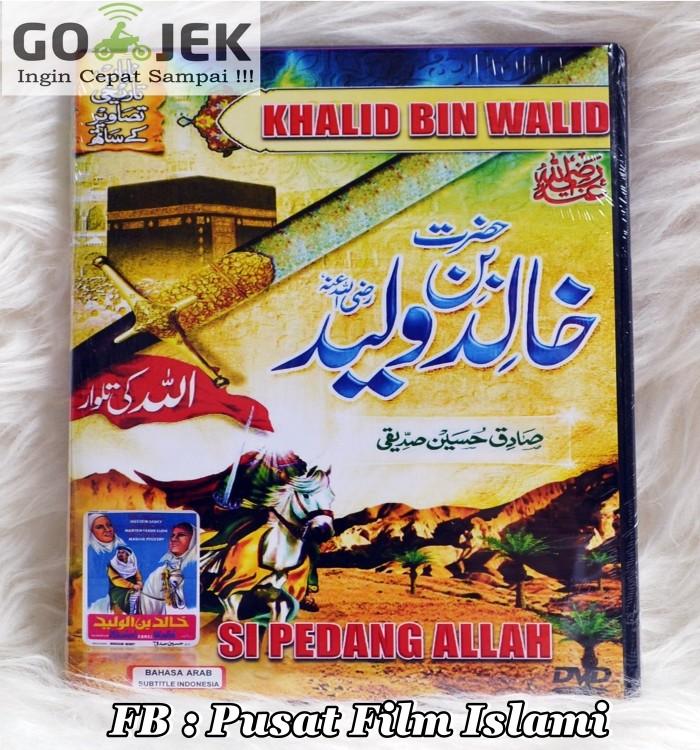download film khalid bin walid si pedang allah subtitle indonesia