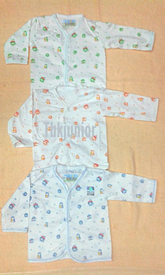 Baju atasan bayi baru lahir/new born lengan panjang SHANKUSEN ber SNI