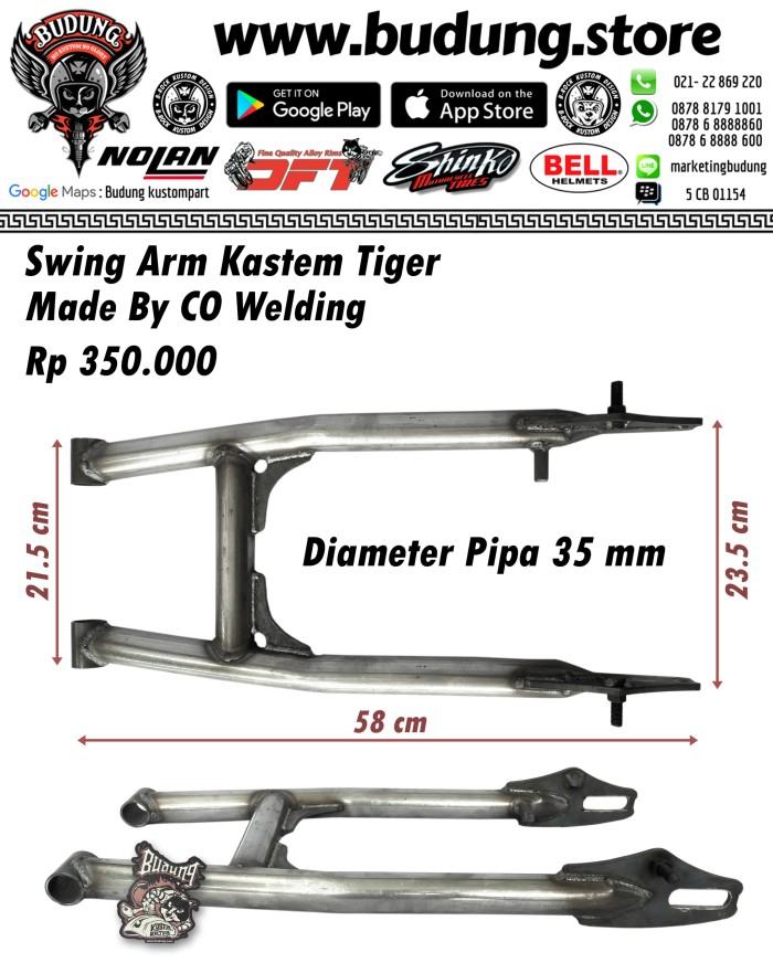 harga Swing arm custom honda tiger Tokopedia.com