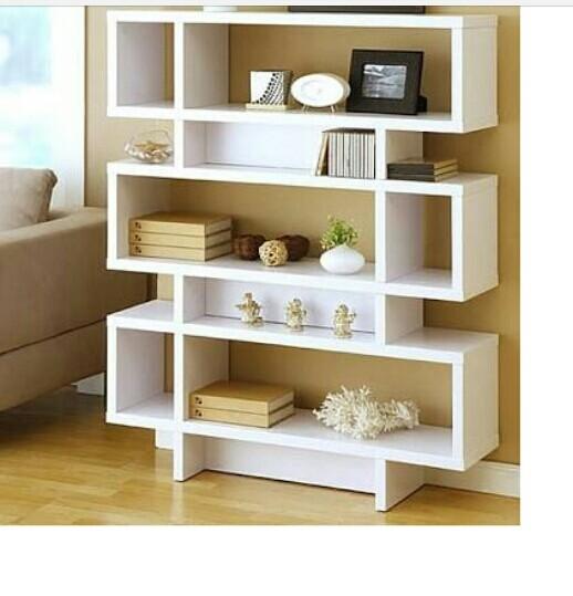 harga Rak lemari kayu pajangan hiasan display penyekat ruang minimalis kayu Tokopedia.com