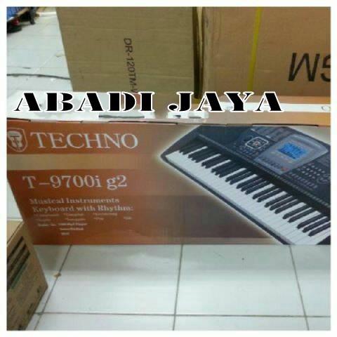 harga Keyboard techno t 9700i g2 Tokopedia.com