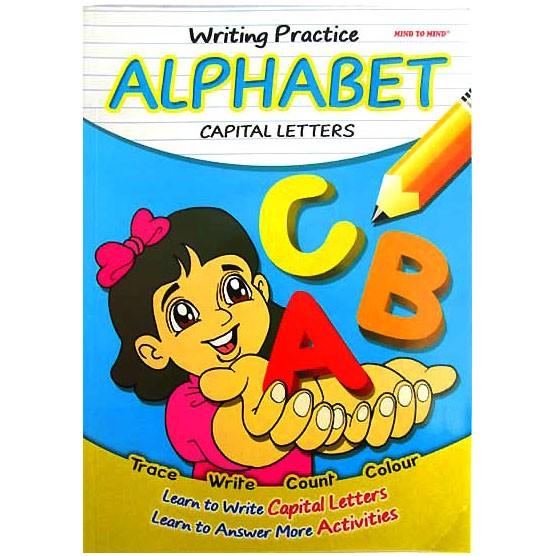 harga Writing practice alphabet capital letters Tokopedia.com