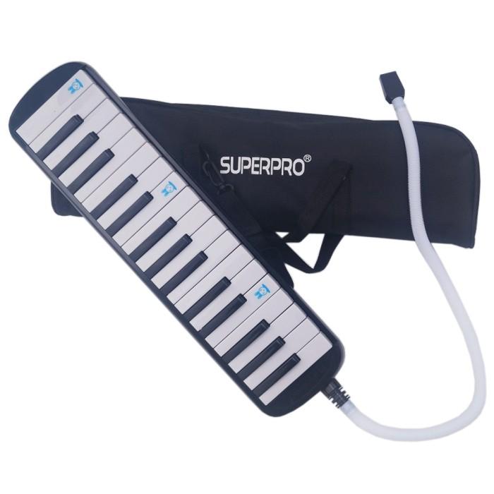 harga Pianika superpro plus tas - hitam Tokopedia.com