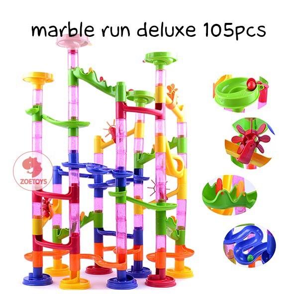 Foto Produk Marble Run Deluxe 105pcs dari zoetoys