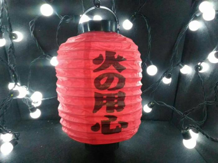 harga Daiso lampion pakai batry, lampu lampion bahan kertas, lampu hiasan Tokopedia.com
